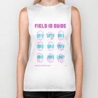 ARCADE FIELD ID GUIDE - … Biker Tank