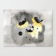 My planet Canvas Print