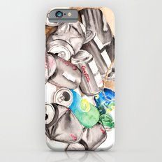 Spilled Cans iPhone 6 Slim Case