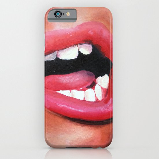 Oral Fixation 1.5 iPhone & iPod Case