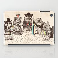 Strange Animals iPad Case