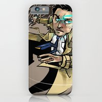 Castiel iPhone 6 Slim Case