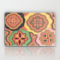 Summer Bouquet Laptop & iPad Skin