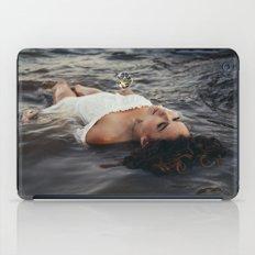 floating light iPad Case