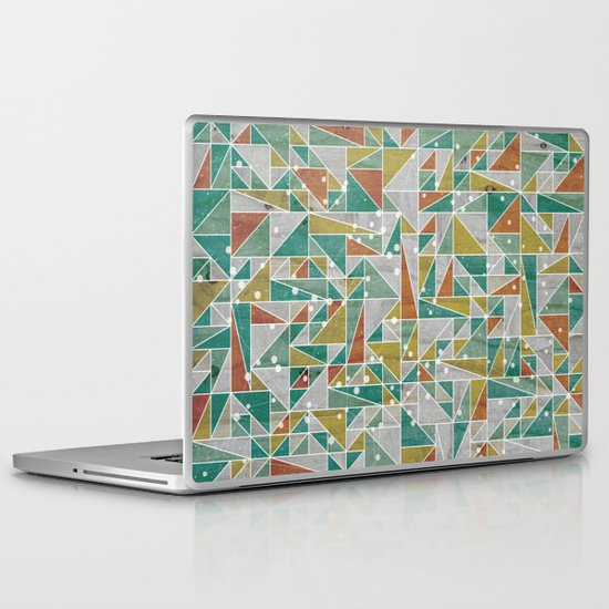 Shapes 008 ver. 2 Laptop & iPad Skin
