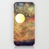 Moon Over The Sea iPhone 6 Slim Case
