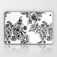Cabbage Roses Laptop & iPad Skin