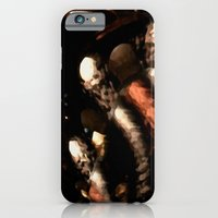 iPhone & iPod Case featuring Fireworks on the old bridge by Leffan