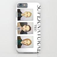 SUPERNATURAL iPhone 6 Slim Case