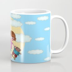 Above The Clouds Mug
