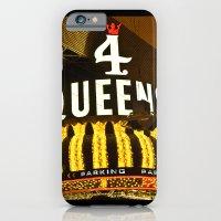 4 Queens iPhone 6 Slim Case