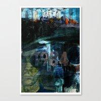 Nineteen Eighty Four Canvas Print