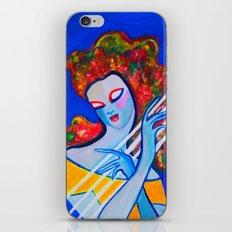 Siren's Harp iPhone & iPod Skin
