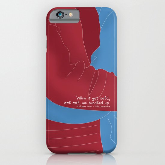 Let's Cuddle iPhone & iPod Case
