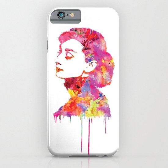 Audrey iPhone & iPod Case
