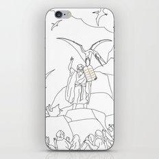 Jesus, Etc. III (Alt) iPhone & iPod Skin