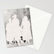 the secret family Stationery Cards