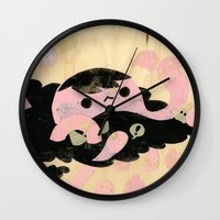 Attack! Wall Clock