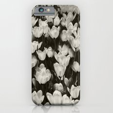 Field of white butterflies  Slim Case iPhone 6s