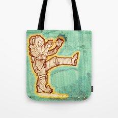 Astrokick. Tote Bag