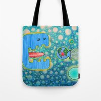 Sailing Without Destinat… Tote Bag
