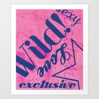 Exclusive Art Print