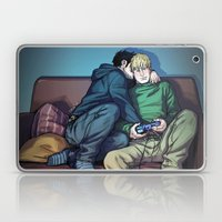 William and Theodore 07 Laptop & iPad Skin