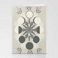 Luna Poetica Stationery Cards