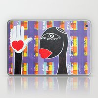 MAMMA AFRICA-CUORE IN MA… Laptop & iPad Skin