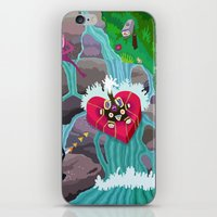 STELA INIZO-XUA iPhone & iPod Skin
