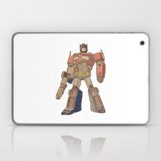 Optimus Prime Laptop & iPad Skin