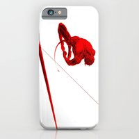 iPhone & iPod Case featuring Daredevil Red by Birdskull Studios