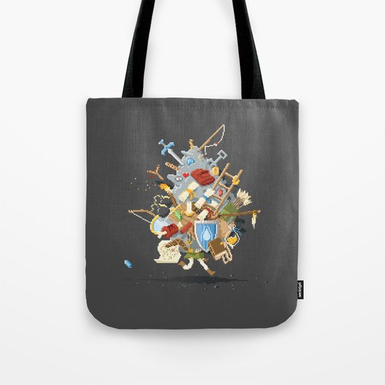 It's Dangerous to go alone, Take This. Tote Bag