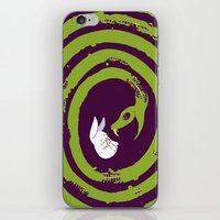 Decaying Snake iPhone & iPod Skin