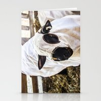 Baa Baa Black Sheep in Disguise Stationery Cards