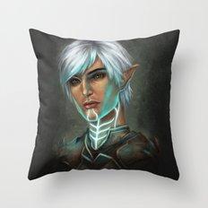 Fenris Throw Pillow