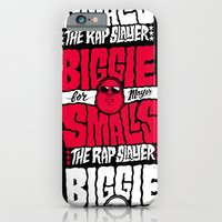 The Rap Slayer iPhone 6 Slim Case