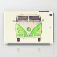 VW Type 2 iPad Case