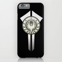 iPhone & iPod Case featuring Battlestar Galactica by CLFFW