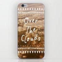 Clouds iPhone & iPod Skin