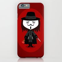 Vendetta iPhone 6 Slim Case