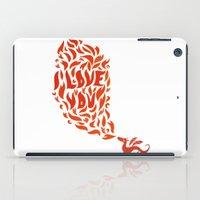 Dragon Love iPad Case