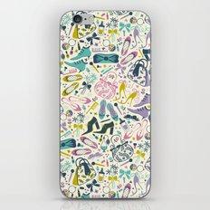 Heels and Handbags (sweet) iPhone & iPod Skin