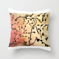 Look Up Nature Abstract … Throw Pillow