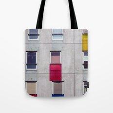 eastern european apartments in colour Tote Bag
