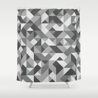 Forge Shower Curtain