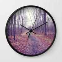 lead me home Wall Clock