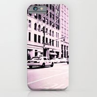 The Streets Of New York iPhone 6 Slim Case