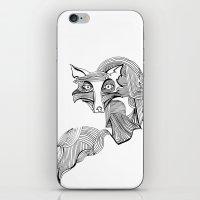 Reynard Fox iPhone & iPod Skin