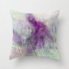 Figura Palindroma Throw Pillow